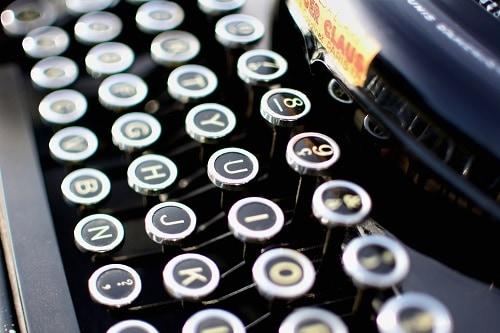 Typewriter Fix – Service